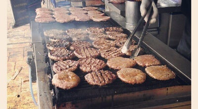 Photo of Burger Joint Burger Bakar Abang Burn at Jalan Taman Melati 1/5, Taman Melati, Ampang 68000, Malaysia
