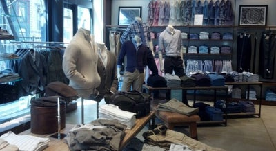 Photo of Clothing Store Banana Republic at 552 Broadway, New York, NY 10012