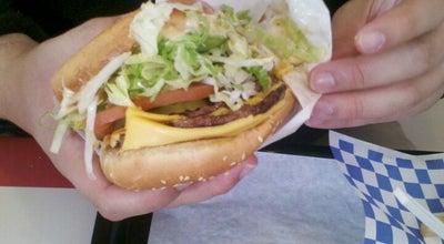 Photo of Burger Joint Connal's Burgers, Salads & Subs at 1505 E Washington Blvd, Pasadena, CA 91104, United States