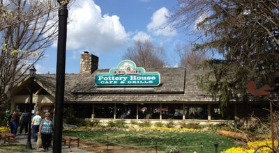 Photo of Other Venue Pottery House Cafe at 171 Old Mill Ave, Sevierville, TN 37863