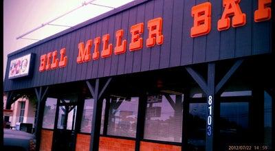 Photo of BBQ Joint Bill Miller Bar-B-Q at 8103 Burnet Rd, Austin, TX 78757, United States