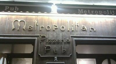 Photo of Gastropub Metropolitan Pub at Strada Statale Jonica 106, 46-48, Reggio Calabria 89066, Italy