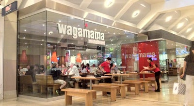 Photo of Asian Restaurant Wagamama at 800 Boylston St, Boston, MA 02199, United States