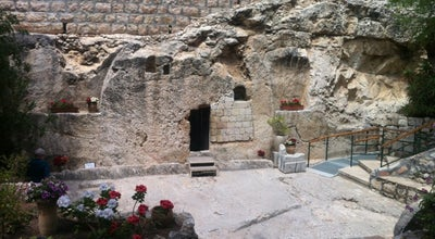 Photo of Historic Site The Garden Tomb at Conrad Schick, Jerusalem, Israel