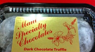 Photo of Candy Store Maui Specialty Chocolates at 180 E Wakea Ave, Kahului, HI 96732, United States