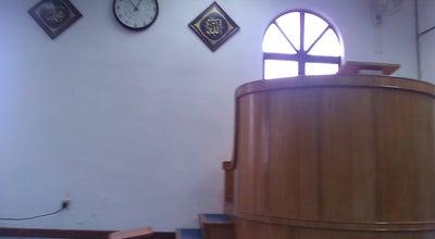 Photo of Mosque Masjid An-Nur at Kompleks Pusat Bandar Pasir Gudang, Pasir Gudang 81700, Malaysia
