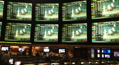 Photo of Casino Race & Sports SUPERBOOK at 3000 Paradise Rd, Las Vegas, NV 89109, United States