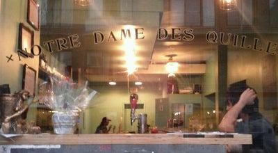 Photo of Bowling Alley Notre Dame des Quilles at 32 Rue Beaubien Est, Montréal, QC H2S 1P8, Canada