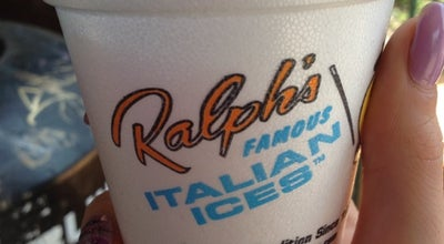 Photo of Ice Cream Shop Ralph's Italian Ices at 890 Huguenot Ave, Staten Island, NY 10312, United States