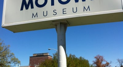 Photo of History Museum Motown Historical Museum / Hitsville U.S.A. at 2648 W Grand Blvd, Detroit, MI 48208, United States