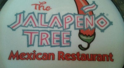 Photo of Mexican Restaurant Jalapeno Tree at 1112 E Tyler St, Athens, TX 75751, United States