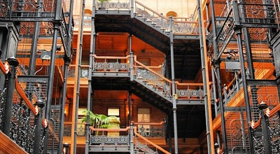 Photo of Building Bradbury Building at 304 S Broadway, Los Angeles, CA 90013, United States