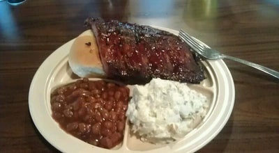Photo of BBQ Joint Whole Hog Cafe at 3009 N College Ave, Fayetteville, AR 72703, United States