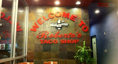 Photo of Mexican Restaurant Roberto's Taco Shop at 4845 S Fort Apache Rd, Las Vegas, NV 89147, United States