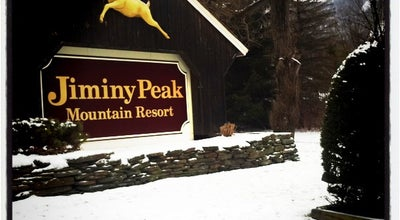 Photo of Tourist Attraction Jiminy Peak Mountain Resort at 37 Corey Rd, Hancock, MA 01237, United States