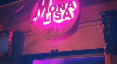 Photo of Cocktail Bar Bar Monalisa Ibiza at C. Alfonso Xii, Ibiza 07800, Spain