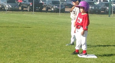 Photo of Baseball Field Scheels Sports Complex at Bismarck, ND, United States