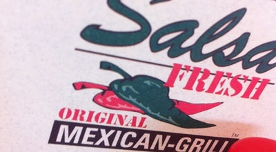 Photo of Mexican Restaurant Salsa Fresh Mexican Grill at 3588 Davis Dr, Morrisville, NC 27560, United States