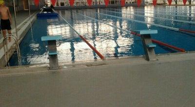 Photo of Pool Olimpik Kapalı Yüzme Havuzu at Durugöl Mahallesi, Turkey