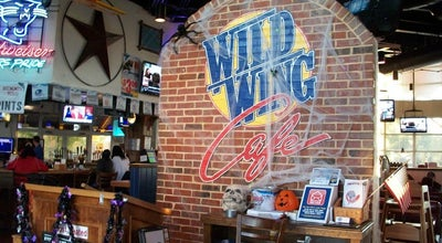 Photo of Wings Joint Wild Wing Cafe at 2132 Ayrsley Town Blvd, Charlotte, NC 28273, United States