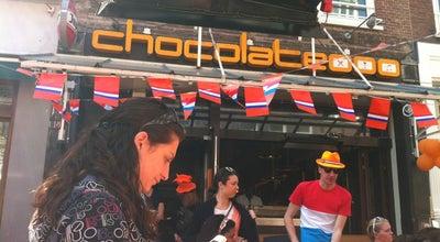 Photo of Restaurant Chocolate Bar at Eerste Van Der Helststraat 62hs, Amsterdam 1072 NX, Netherlands