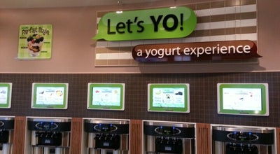 Photo of Ice Cream Shop Let's YO! Yogurt of Montclair at 31 Valley Rd, Montclair, NJ 07042, United States