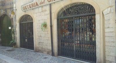 Photo of Italian Restaurant Osteria Del Gallo at Via Vetani, 16, Como 22100, Italy