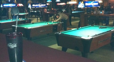 Photo of Pool Hall Side Pockets at 13320 W 87th Street Pkwy, Lenexa, KS 66215, United States