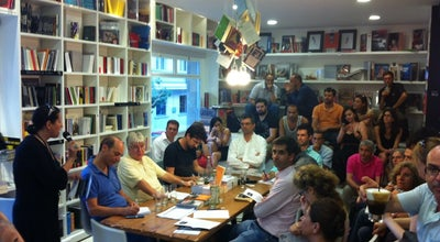 Photo of Bookstore Free Thinking Zone - Οίκος Ανοχής Σκέψης at Σκουφά 64, Αθήνα 106 80, Greece