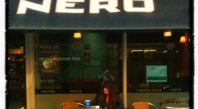 Photo of Coffee Shop Caffè Nero at 12-16 Southgate, Halifax HX1 1DL, United Kingdom