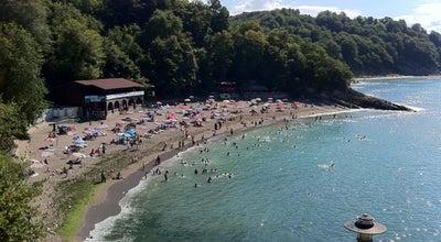 Photo of Beach Ceneviz Kalesi Plajı at Akçakoca, Düzce, Turkey