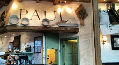 Photo of Bakery Paul at Bd. G-ral Vasile Milea Nr. 4, București 061344, Romania