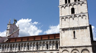 Photo of Church Chiesa di San Michele in Foro at Piazza San Michele, Lucca, Italy