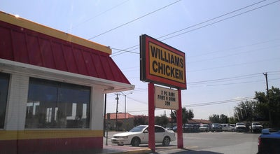 Photo of Fried Chicken Joint Williams Chicken at 301 W Camp Wisdom Rd, Duncanville, TX 75116, United States