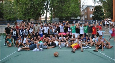 Photo of Basketball Court Cristo Re Playground at Viale Cesare Battisti, Pesaro 61121, Italy