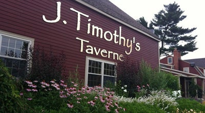 Photo of Pub J. Timothy's Taverne at 143 New Britain Ave, Plainville, CT 06062, United States