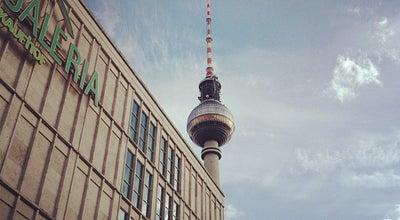 Photo of Department Store Galeria Kaufhof at Alexanderplatz 9, Berlin 10178, Germany