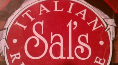 Photo of Italian Restaurant Sal's Italian Ristorante at 2908 Oakwood Blvd, Hollywood, FL 33020, United States