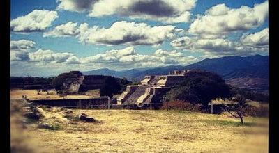 Photo of Historic Site Monte Albán at Piramides, Oaxaca, Mexico