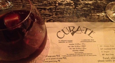 Photo of Spanish Restaurant Cúrate at 11 Biltmore Ave, Asheville, NC 28801, United States