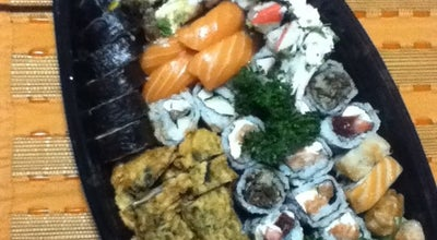 Photo of Japanese Restaurant Hanatake at Av. Costa Azul, 980, Rio das Ostras 28890-000, Brazil