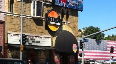 Photo of Comedy Club Laugh Factory at 8001 W Sunset Blvd, Los Angeles, CA 90046, United States