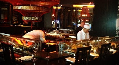 Photo of Japanese Restaurant Aqua Kyoto at 5th, Soho W1B 3BR, United Kingdom