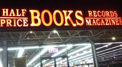 Photo of Bookstore Half Price Books at 2102 E. Camelback Rd., Phoenix, AZ 85016, United States