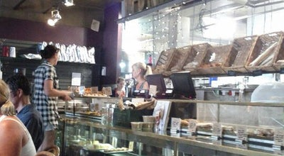 Photo of Cafe Il Fornaio at 2 Acland St., St Kilda, Vi 3182, Australia