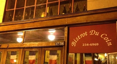 Photo of Bistro Bistrot Du Coin at 1738 Connecticut Ave Nw, Washington, DC 20009, United States