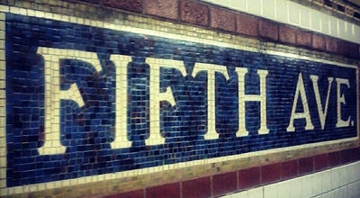 Photo of Subway MTA Subway - 5th Ave (N/Q/R) at E. 60th St, New York, NY 10009, United States