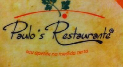Photo of Brazilian Restaurant Paulo's Restaurante at Rua Rio De Janeiro, Londrina 86010-150, Brazil