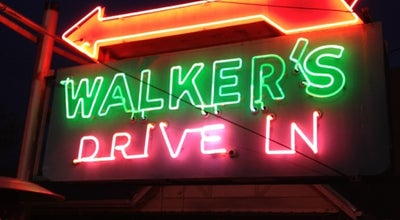 Photo of American Restaurant Walker's Drive In at 3016 N State St, Jackson, MS 39216, United States