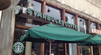 Photo of Coffee Shop Starbucks at 1356 3rd Street Promenade, Santa Monica, CA 90401, United States
